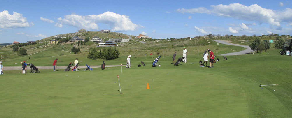 Golf Valle de Tandil